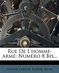 Rue de l'homme armé 8 bis (Labiche)